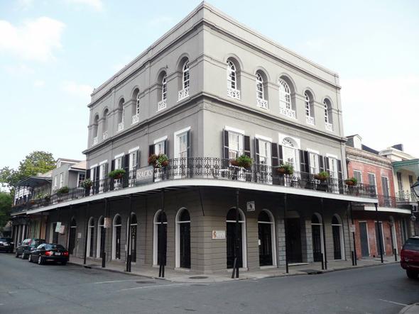אחוזת לה-לורי בניו אורלינס שרכש תמורת 3.4 מיליון דולר