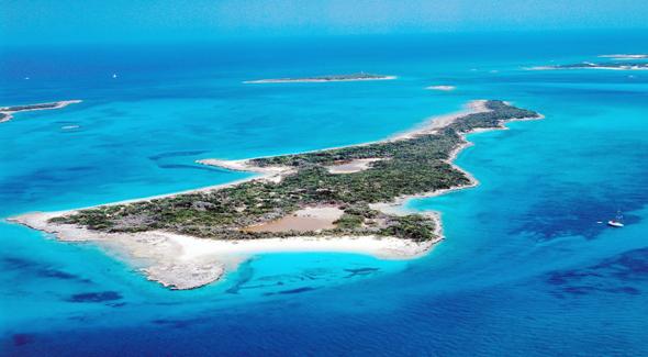 האי שרכש בבהאמס תמורת 3 מיליון דולר