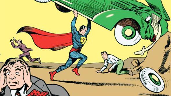 אמאל'ה, סופרמן!