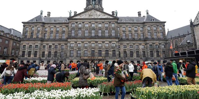 אמסטרדם מובילה מרד אירופי נגד משכירי דירות ב־Airbnb