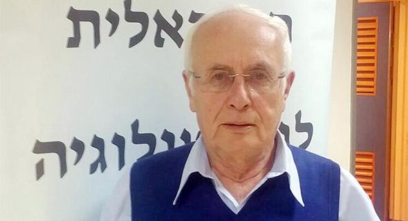 """פרופ' יצחק בריק, יו""""ר האגודה הישראלית לגרונטולוגיה"""