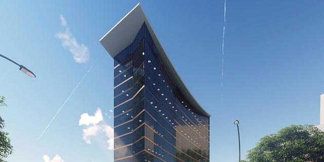 """שטח בן 1.7 דונם בראשל""""צ נמכר ב-25 מיליון שקל לצורך הקמת מגדל משרדים"""