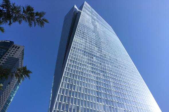 Orbs' offices Azrieli Sarona Tower in Tel Aviv. Photo: PR
