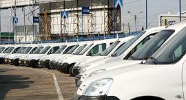 ליסינג אלבר מגרש מכוניות, צילום: עמית שעל