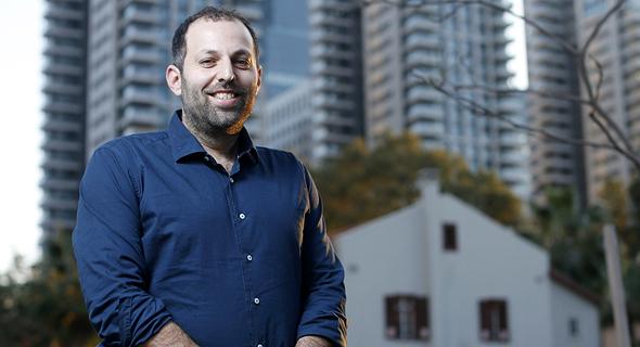"""צחי דוד, מנהל המרחב העסקי תל אביב ברמ""""י. """"המשך ישיר לשכונות השינה בצפון העיר"""""""