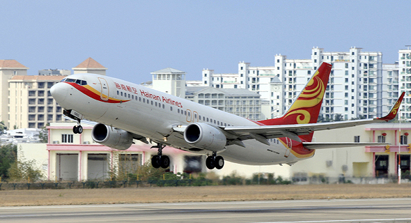 Hainan Airlines. Photo: Reuters