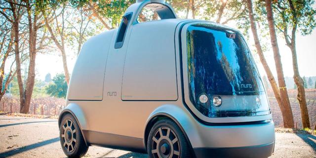 משרד התחבורה בקליפורניה ינפיק רישיונות נסיעה לרכבי משלוח אוטונומיים