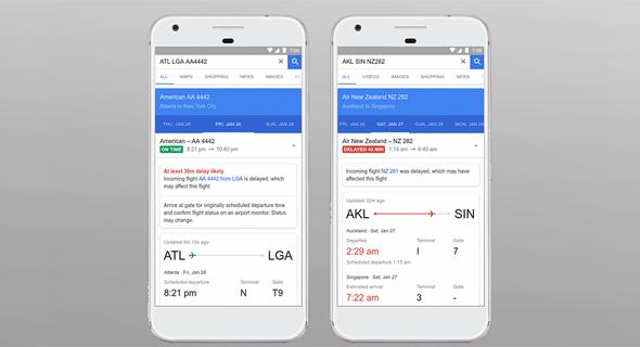 גוגל טיסות איחורים google flights