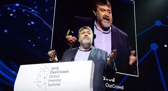 OurCrowd founder and CEO Jon Medved. Photo: OurCrowd
