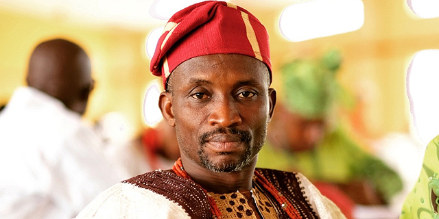 מדוע החליט האמן ג'לילי אטיקו לרוץ לנשיאות ניגריה