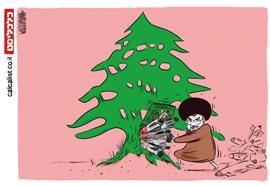 קריקטורה 4.2.18, איור: יונתן וקסמן