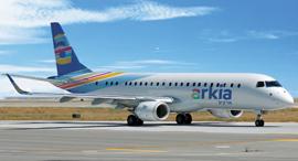 מטוס ארקיע, צילום: ארקיע
