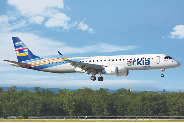 Israeli Airline Arkia Announces Five New Routes