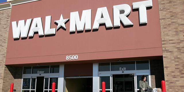 """וול מארט הודחה מפסגת 500 החברות הגדולות בארה""""ב"""