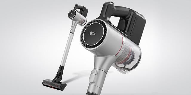 תחרות לדייסון: ברימאג תייבא שואב אבק אלחוטי של LG