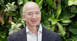 Amazon's CEO Jeff Bezos. Photo: AFP