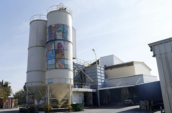 מפעל מעברות, צילום: עמית שעל