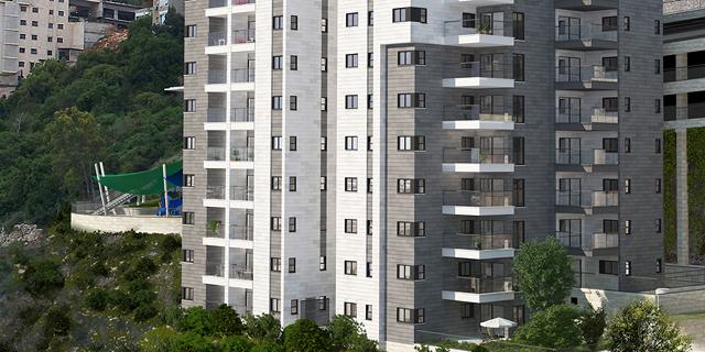 דירה להשכיר רכשה פרויקט מגורים בן 109 דירות בחיפה