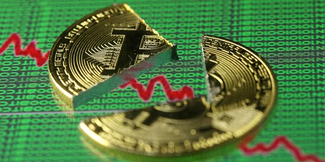הירידות הגיעו גם לשוק המטבעות הדיגיטליים: הביטקוין צולל