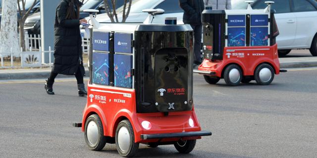 """ענקית המסחר הסינית JD.com תתחרה באמזון באירופה וארה""""ב"""