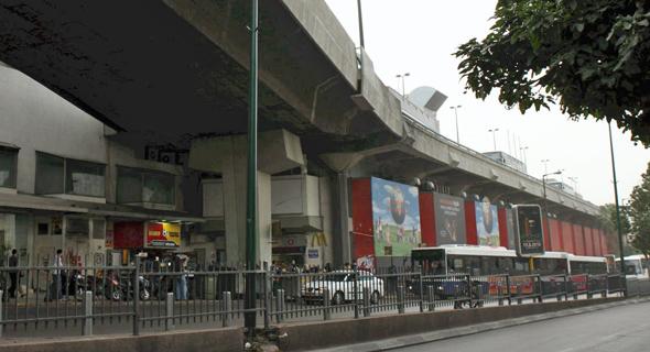 """התחנה המרכזית החדשה בת""""א (ארכיון), צילום: עמית שעל"""