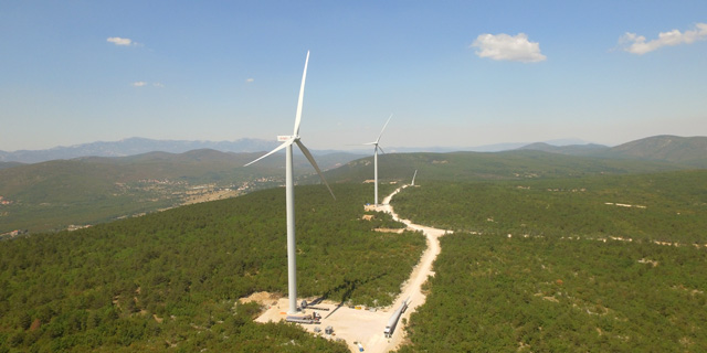 Israeli Environmental Organization Petitions Against Wind Turbine Project