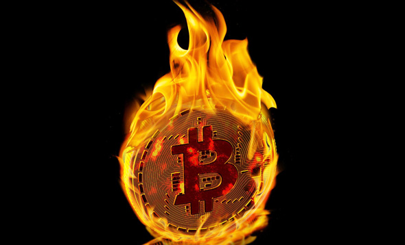 ביטקוין ירידות מטבע דיגיטלי כסף וירטואלי, צילום: גטי אימג'ס