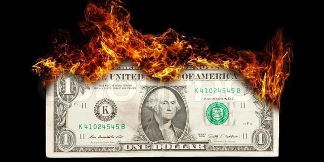 """""""הדולר יאבד כוחו מול נכסים אחרים"""", צילום: שאטרסטוק"""