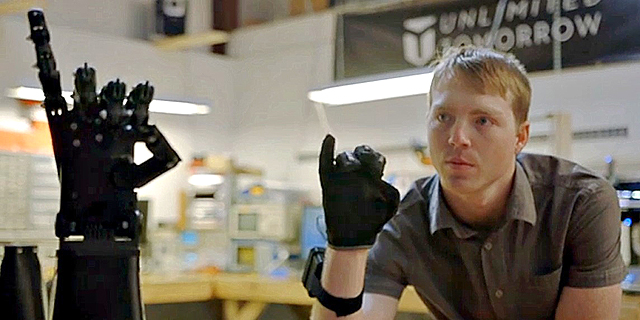 Stratasys, Dassault Systèmes, Easton LaChappelle Team Up On Prosthetic Arms Initiative