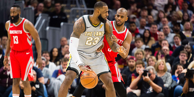 NBA: התקרה נפלה