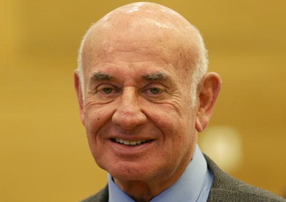 Yaakov Peri. Photo: Alex Kolomvisky
