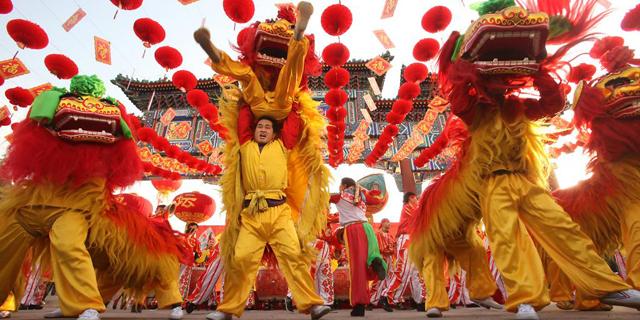 התיירים הסינים צפויים להוציא 10 מיליארד דולר בשבוע הקרוב