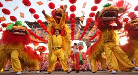 ראש השנה הסיני, צילום: Moneyinc