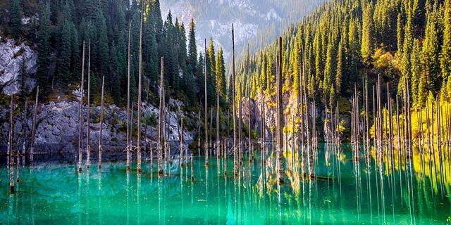 לא מהעולם הזה: מקומות ואירועי טבע שלא תאמינו שקיימים