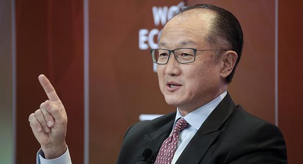 ג'ים יונג קים נשיא הבנק העולמי הפורש