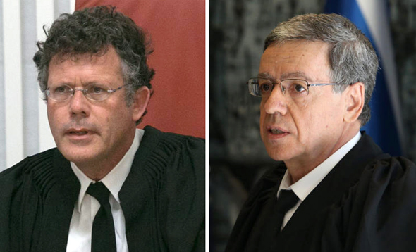 שופטי העליון מזוז ועמית