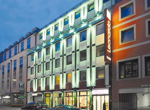 מלון פתאל במינכן