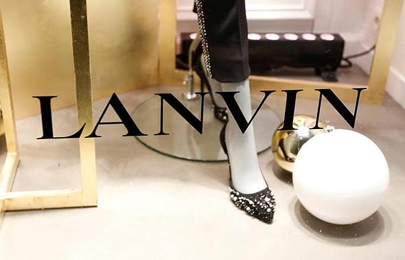 חנות של בית אופנה לנווין (ארכיון)
