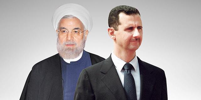 תוכנית ההשתלטות המושלמת של איראן בסוריה