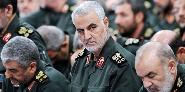קאסם סולימאני חוסל בתקיפה אווירית בעיראק