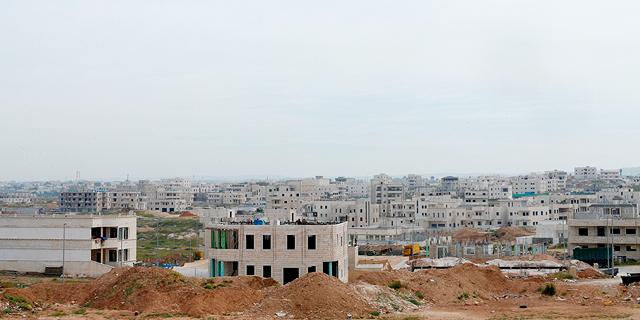 """הותמ""""ל אישרה שכונה ברהט: 2,400 יח""""ד במבנים של עד 10 קומות"""