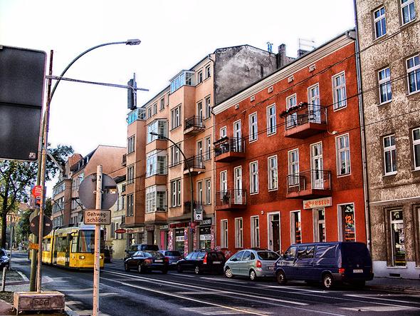בניין מגורים בברלין