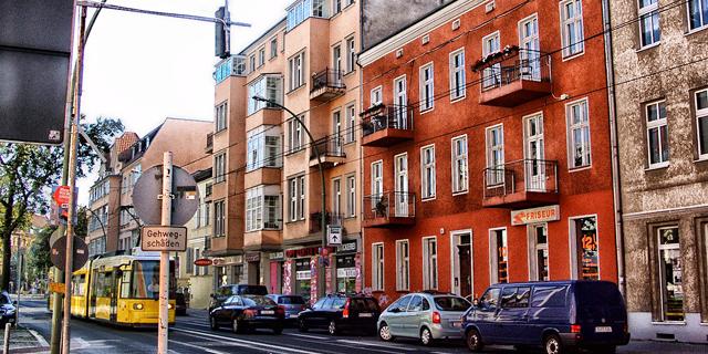 בניין מגורים בברלין, צילום: Pixabay