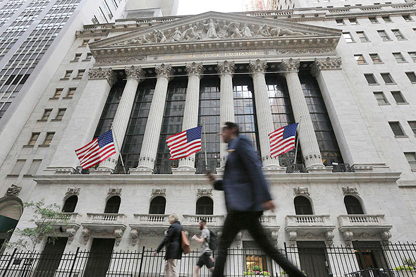 The New York Stock Exchange. Photo: AP
