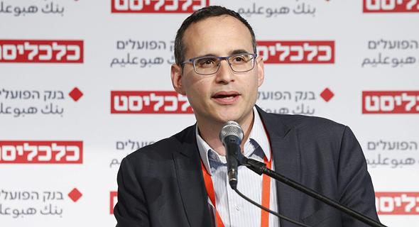 """איתי בן זאב, מנכ""""ל הבורסה. """"הגיע הזמן שמנהיגים שמובילים חברות מהמגזר הערבי לא יפחדו ויכנסו בשער הראשי של הכלכלה הישראלית"""""""