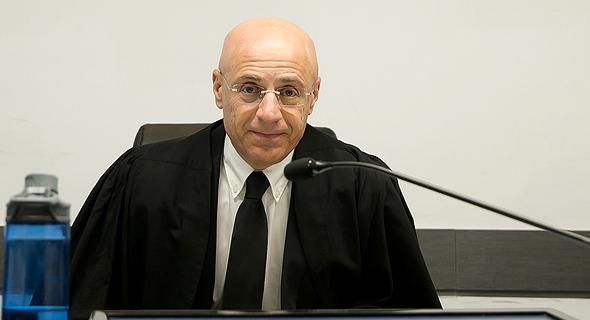 """ירון לוי, שופט בית המשפט המחוזי בת""""א"""