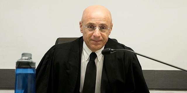 ירון לוי, שופט בית המשפט המחוזי בתל אביב, צילום: אוראל כהן