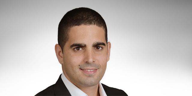 """רו""""ח אלון סיוון מוביל תחום ה-ICOs ומטבעות דיגיטליים ב-Deloitte, צילום: ישראל הדרי"""