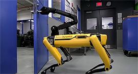 בוסטון דינמיקס רובוט Spotmini, צילום: youtube