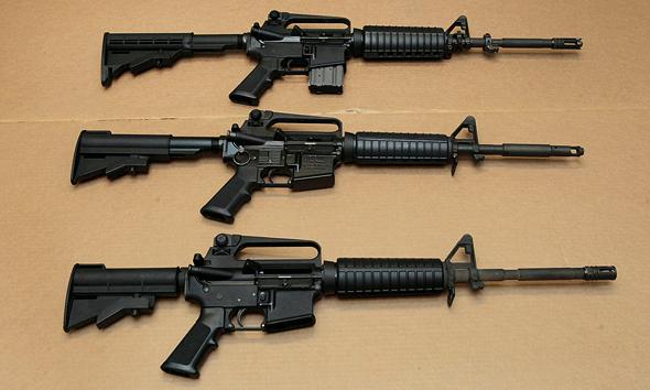 מכירת נשקים ברשת החברתית פייסבוק